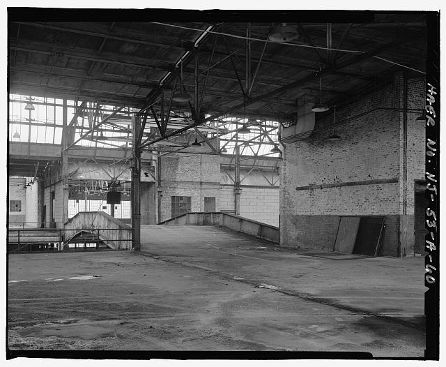 Ford Edgewater Assembly Plant SECOND FLOOR BRIDGE, BAY 30, TO SOUTHWEST